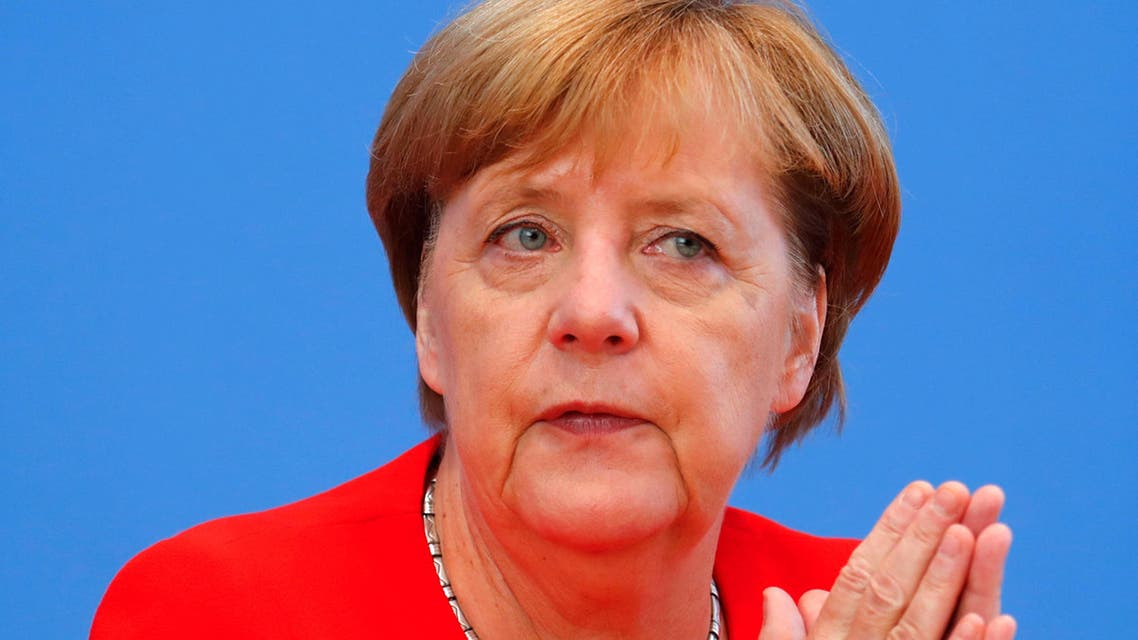 German Chancellor Angela Merkel addresses a news conference in Berlin, Germany August 29, 2017. (File photo: Reuters)