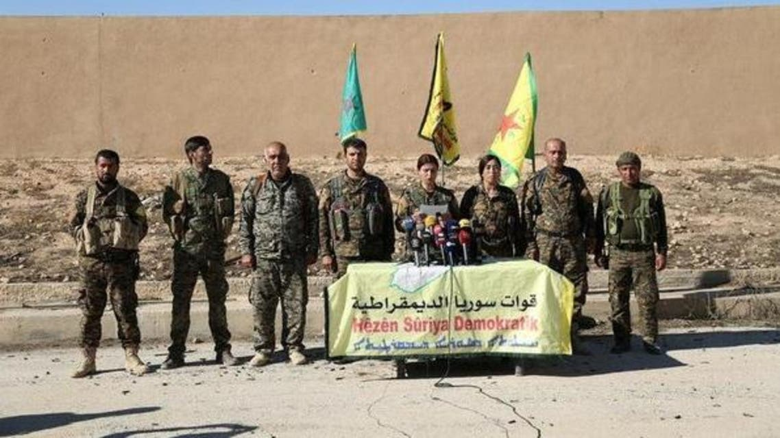 نیروی سوریه دمکراتیک