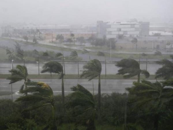بالفيديو.. إعصار إيرما المدمر يضرب فلوريدا