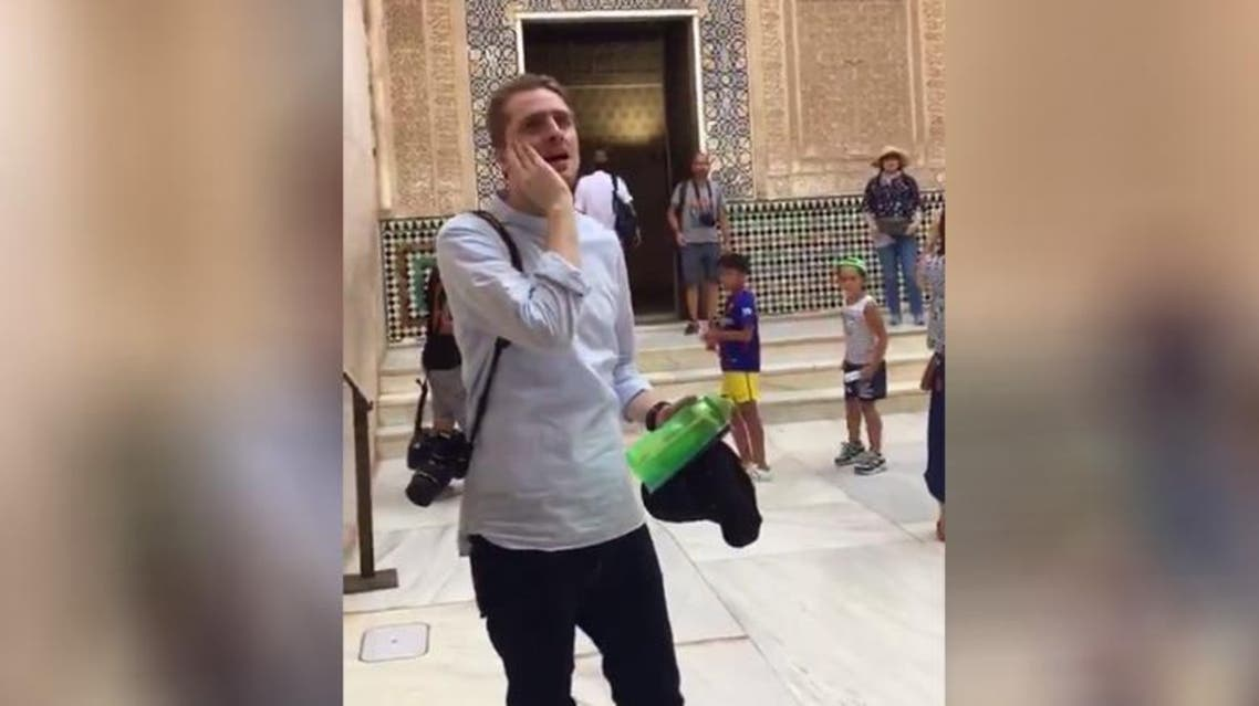 First Islamic call to prayer at Spain's Alhambra Palace sounds after 500 years