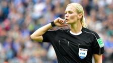 Steinhaus becomes Bundeliga's first female ref