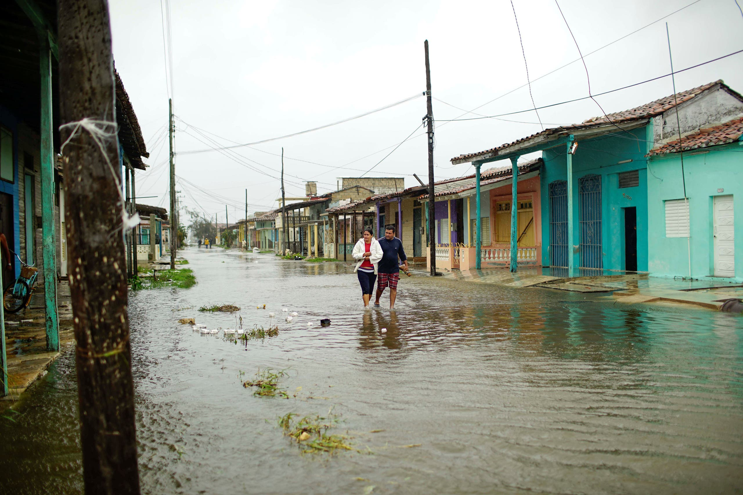 توفان در کوبا