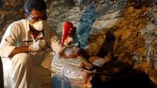 """مصر.. اكتشاف مقبرة """"صانع ذهب"""" الإله آمون"""