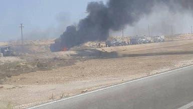 18 قتيلاً من الأمن المصري في سيناء.. وداعش يتبنى