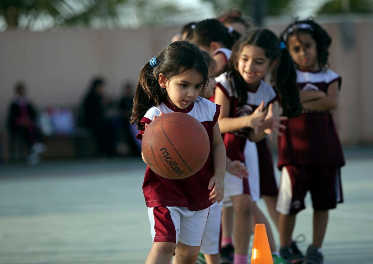 Saudi Arabia's Education Ministry said Tuesday July 11, 2017, it will introduce physical education classes for girls in public schools next year. (AP)