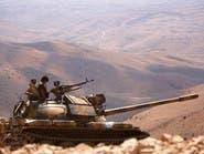 النظام يتهم التحالف الدولي باستهداف مواقعه شرق سوريا