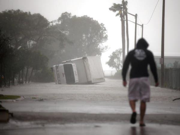فلوريدا.. الإعصار إيرما يتحول إلى عاصفة مدارية