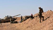 دیر الزور پر کنٹرول.. شامی فوج اور سیریئن ڈیموکریٹک فورسز میں کشمکش