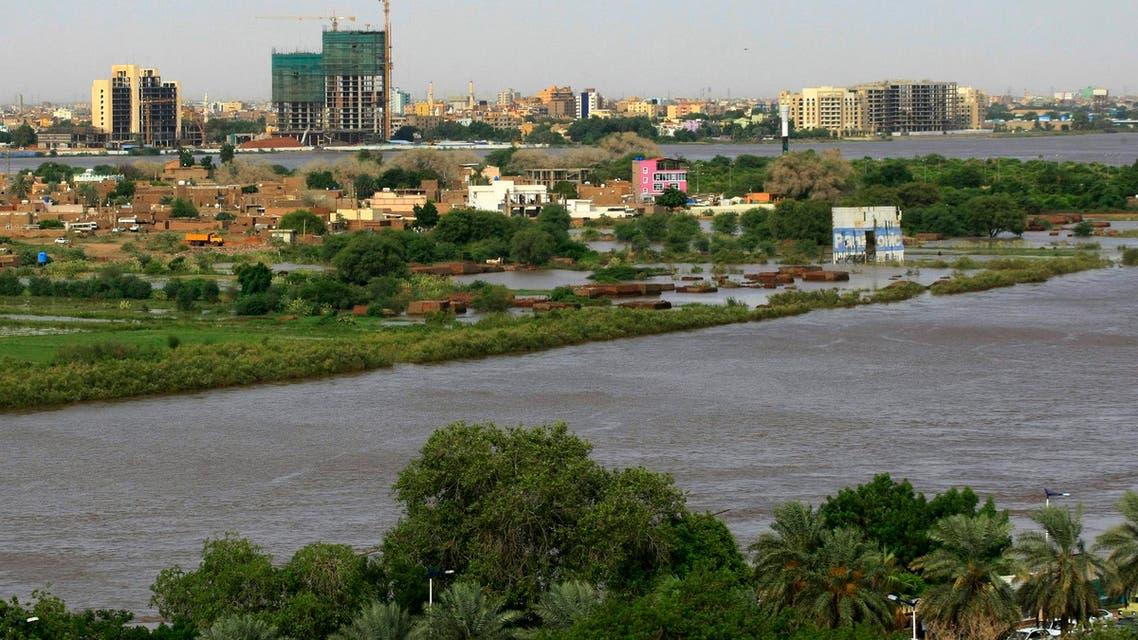 sudan flood reuters