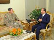 القيادة المركزية الأميركية: نلتزم بتطوير الشراكة مع مصر