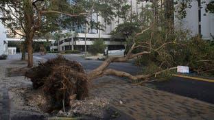 """صور صادمة لمعركة إعصار """"إيرما"""" مع الحجر والبشر بفلوريدا"""