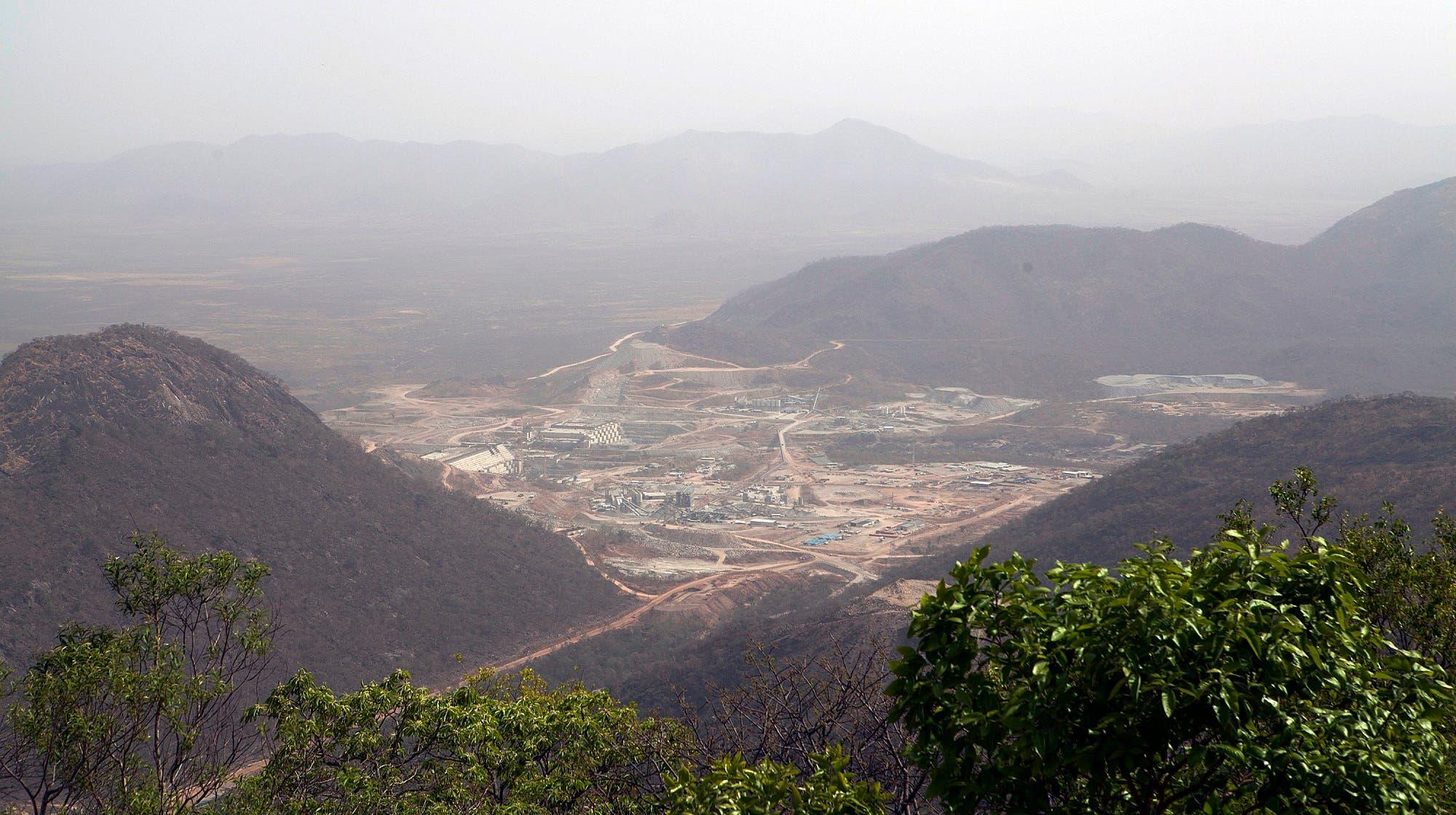 ethiopia dam AFP