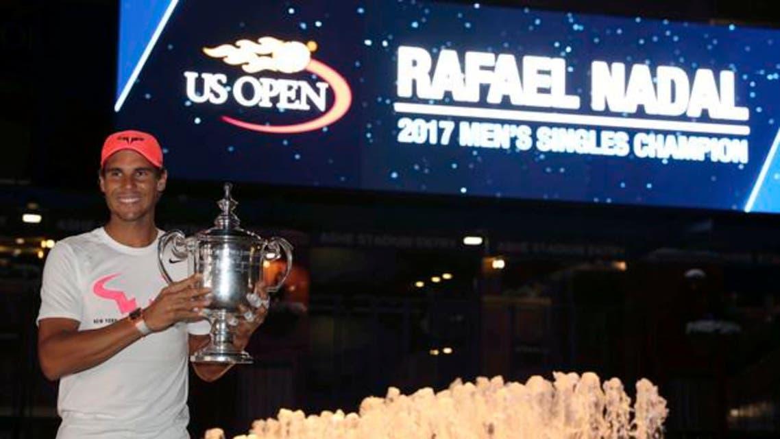 نادال با غلبه بر اندرسون قهرمان رقابتهای تنیس آزاد آمریکا شد