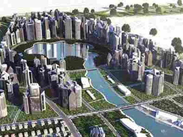 """اتفاقية لتنفيذ مدينة """"واحة أكتوبر"""" بهدف تطوير 3000 فدان"""