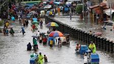 شاهد صور السيول العارمة في الفلبين