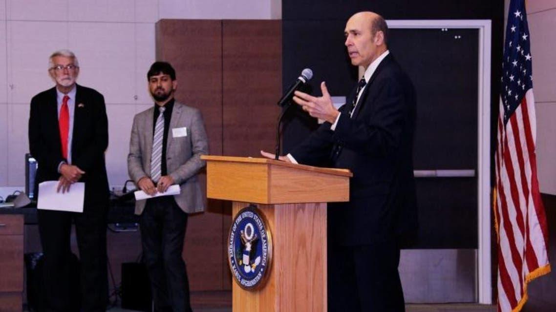 """سفیر امریکا در کابل: اجازه نمیدهیم تا افغانستان بار دیگر پناهگاه """"تروریستان"""" شود"""
