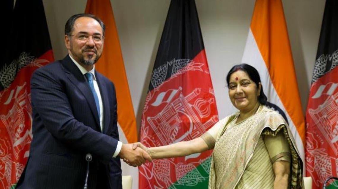 هند توافقنامه امنیتی و 116 پروژه عامهالمنفعه را با افغانستان امضا کرد
