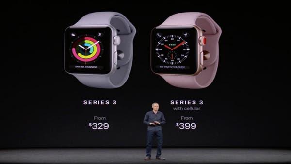 9416561e7 كما ستتوفر ساعة Series 1 بسعر 999 درهم إماراتي، لتكون في متناول الجميع أكثر  من أي وقت سابق.
