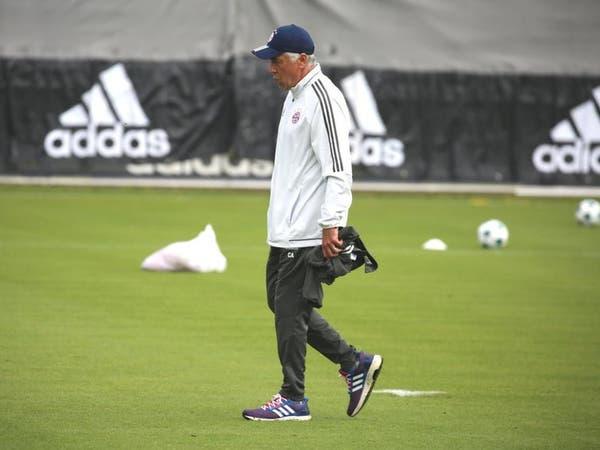أنشيلوتي يقترب من تدريب منتخب إيطاليا