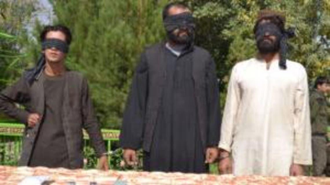 سه تن که قصد مسموم کردن پولیس را در افغانستان داشتند بازداشت شدند