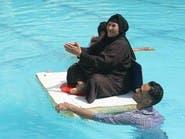 صور لمرضى ومسنين ينتزعون لحظات جميلة تسعد المصريين
