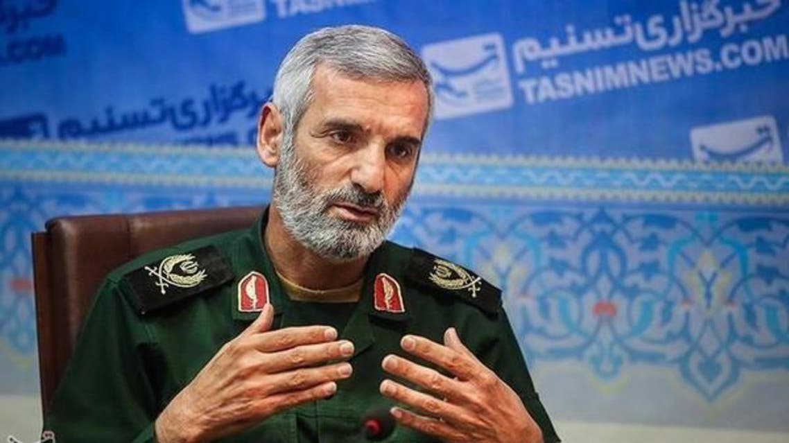 Brigadier Hamid Abadri, deputy Dean of the Imam Hussein University, which is specialized in preparing officers and commanders of the Revolutionary Guard