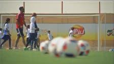 افتتاح ملعب لكرة القدم بمواصفات عالمية في مخيم الزعتري