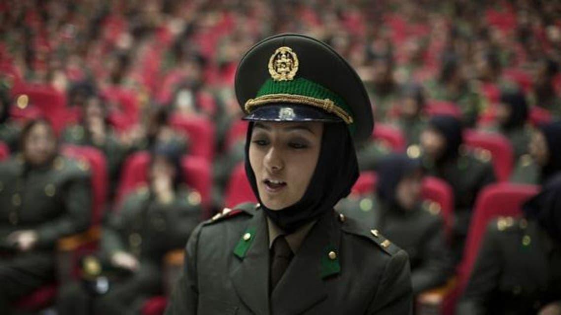 برای افزایش افسران زن در افغانستان اکادمی پولیس ویژه زنان ساخته میشود