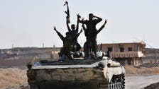 Syria army tries to encircle ISIS in Deir al-Zor: Military source