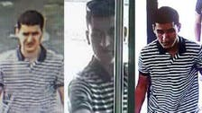 WATCH: Moroccan involved in Barcelona attack escapes with fleeing civilians