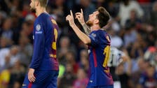 Messi leads Barca rout of Juventus