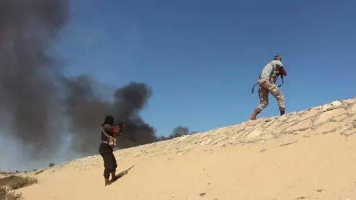 داعش يكشف عن صور منفذي هجوم سيناء الذي قتل 18 شرطياً