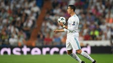 Ronaldo scores twice as Madrid opens with 3-0 win over APOEL