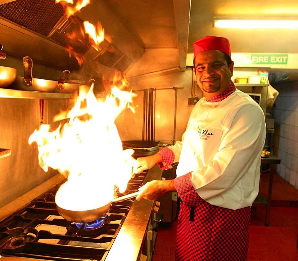 """""""Indian cooking is an art, yet we are being prevented from hiring the staff we need,"""" said Oli Khan, award winning, celebrity chef and secretary general of the Bangladesh Caterers Association (BCA)."""