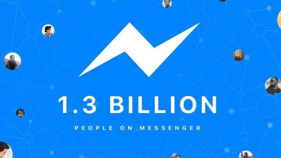 لن تتخيل عدد مستخدمي فيسبوك ماسنجر شهرياً!
