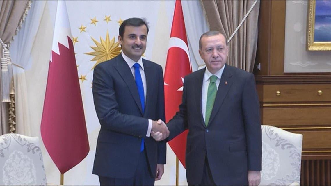 THUMBNAIL_ أمير قطر يبدأ جولة خارجية من تركيا