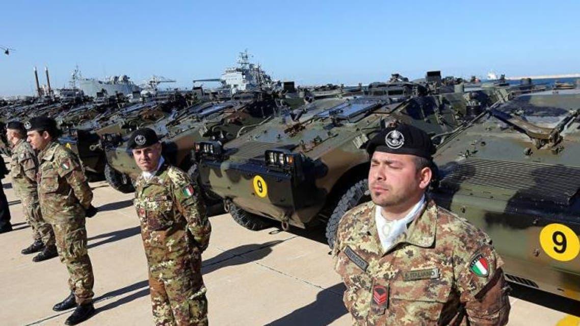 إيطاليا تنشىء قاعدة جنوب ليبيا للحد من الهجرة