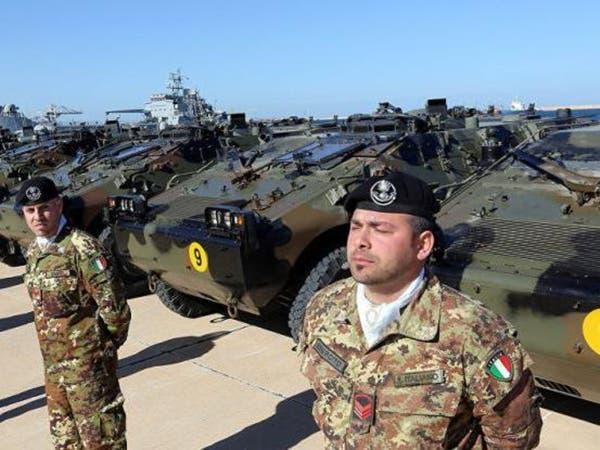 إيطاليا تنشئ قاعدة جنوب ليبيا للحد من الهجرة