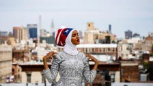 From refugee camp to runway, hijab-wearing Somali-American model breaks barriers