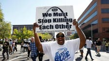 Protesters pour into St. Louis streets after murder acquittal for ex-cop