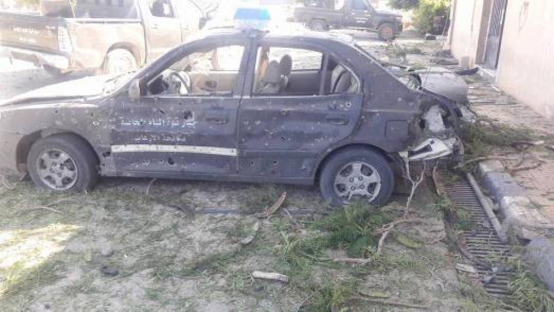 6 جرحى بانفجار سيارة مفخخة في بنغازي