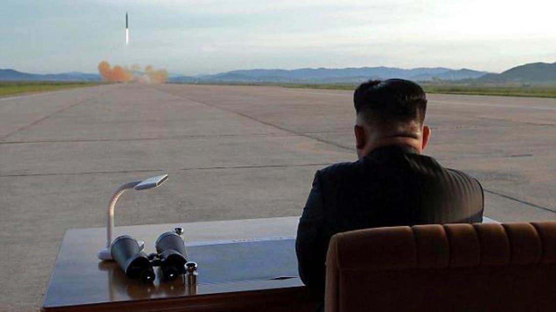زعيم كوريا الشمالية كيم 3