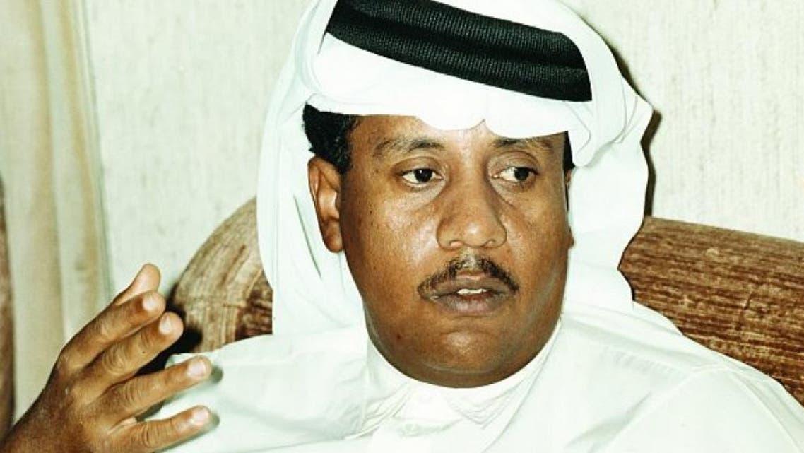 الفنان السعودي الراحل سلامة العبدالله