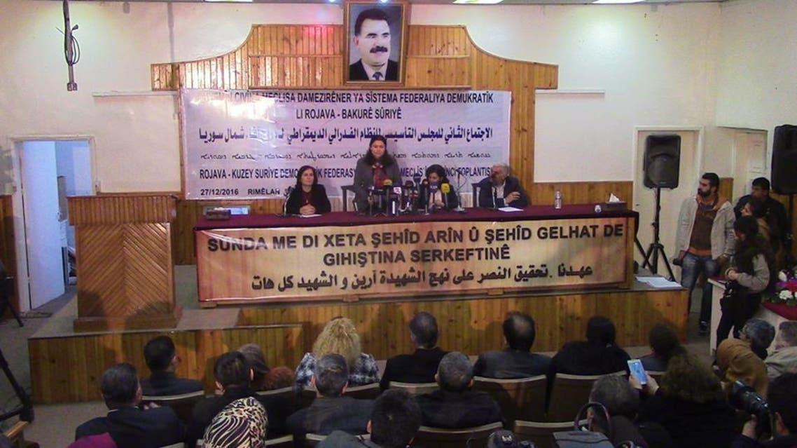 الهيئة التنفيذية للفيدرالية الديمقراطية لشمال سوريا 3