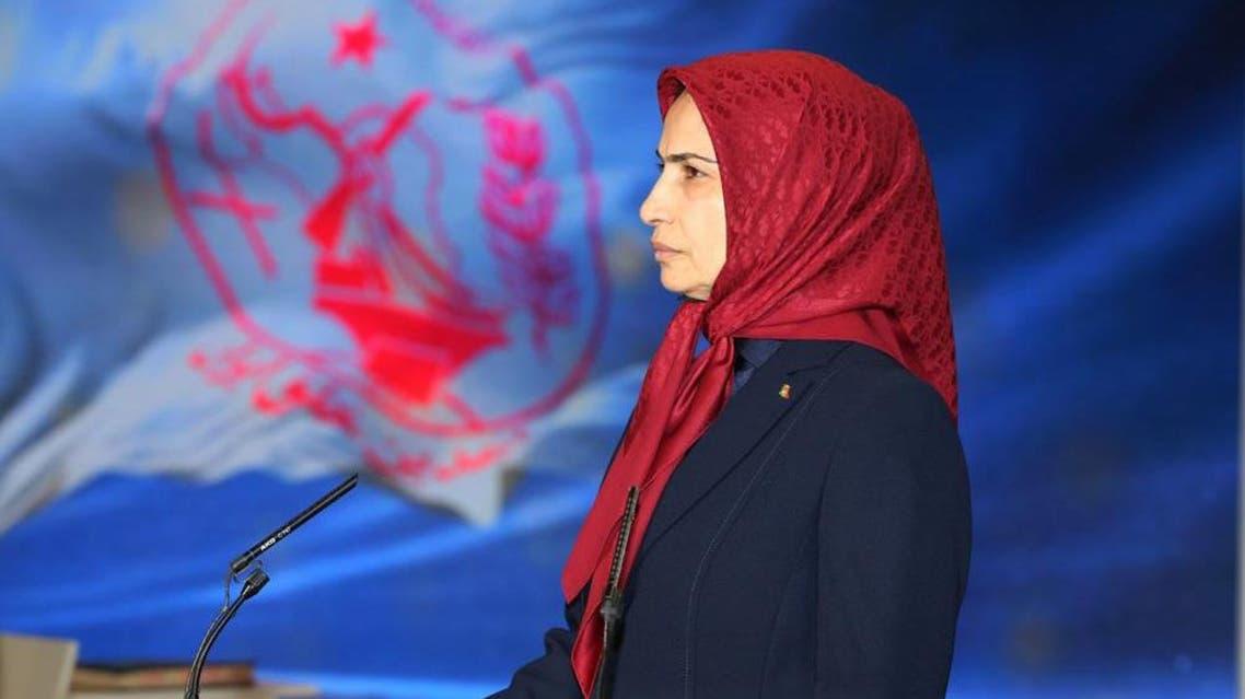 Zahra Merrikhi PMOI