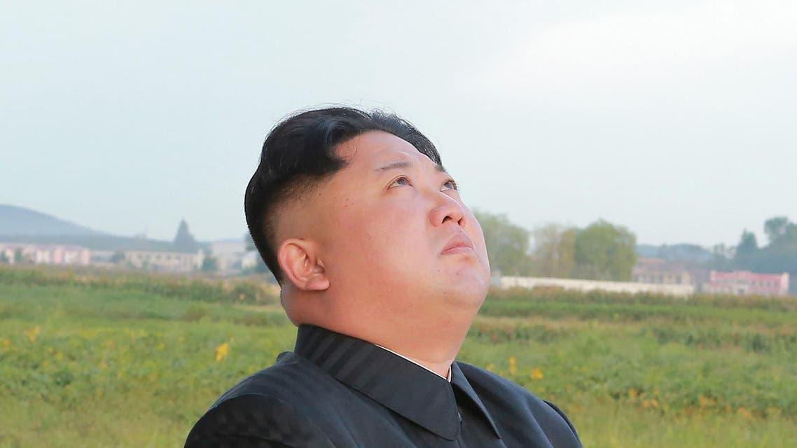 Kim Jong-Un AFP