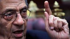 Amr Moussa's remarks on Abdel Nasser in new memoir sparks Nasserists' anger