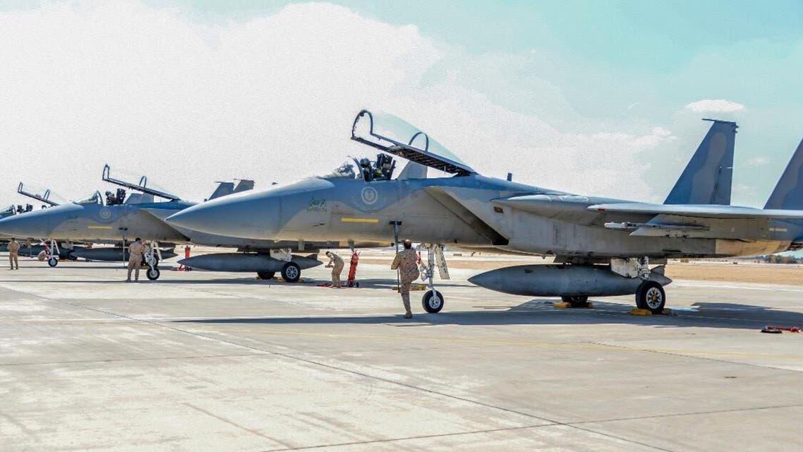 طائرات القوات الجوية الملكية السعودية