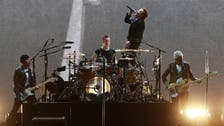 U2 cancels concert in protest-hit St Louis