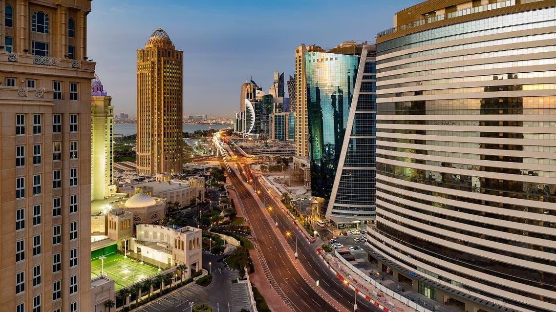 qatar shutterstock west bay